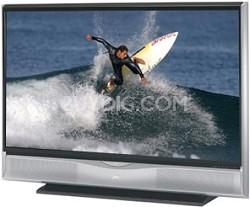 """HD-52G886 HD-ILA 52"""" HDTV LCoS Rear Projection TV (Silver)"""