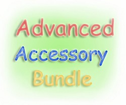 Bargain Accessory Bundle for ZR100, ZR200, ZR300 and ZR400 Camcorders