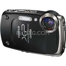 FINEPIX XP30 14 MP Underwater Digital Camera w/ Fujinon 5x Zoom Lens (Black)