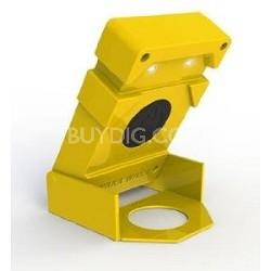 Solar Lamp- Yellow