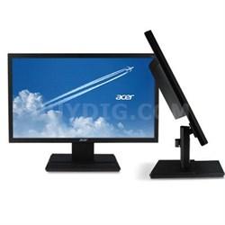 """V246HQL 23.6"""" Full HD LED Backlit LCD Monitor - UM.UV6AA.C02"""