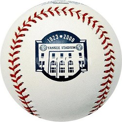 Yankee Stadium Final Season Commemorative Official Major League Baseball