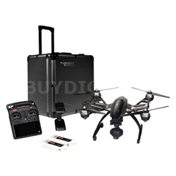 Typhoon Q500 4K Quadcopter Drone UHD w/Alum Trolley Case/2nd Battery - OPEN BOX