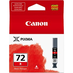 PGI-72 Red Pigment Ink Catridge for PIXMA PRO 10 Printer