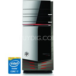 ENVY Phoenix 810-160 Desktop PC - Intel Core i7-4770 Processor - OPEN BOX