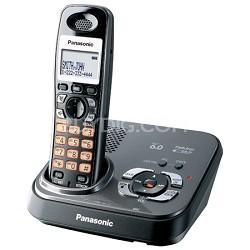 KX-TG9331T DECT 6.0 Expandable Digital Cordless Phone