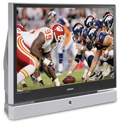 """HL-R5667W 56"""" HD DLP Rear Projection TV w/ Integrated HD Tuner/CableCard"""