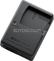 Mh-65 battery charger for S630, S1000pj, S8000, and S6000 Batteries