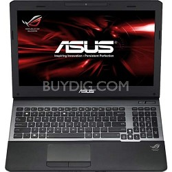 "15.6"" ROG G55VW-DH71 Notebook PC - Intel Chief River i7-3630QM 2.4GHz Processor"