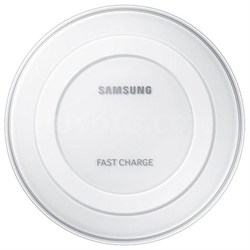 Fast Charge Qi Wireless Charging Pad - White