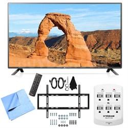 55LF6000 - 55-inch Full HD 1080p 120Hz LED HDTV Mount & Hook-Up Bundle