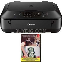 MG5620 Wireless All-in-One Printer (Black) + Adobe PEPE 12