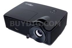 DS331 Full 3D SVGA 3200 Lumen DLP Multimedia Projector with 2 HDMI PRT- OPEN BOX