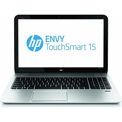 "ENVY TouchSmart 15.6"" HD LED 15-j050us Notebook PC - Intel Core - REFURBISHED"