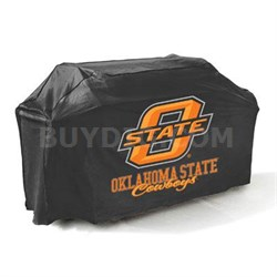 Oklahoma State Cowboys Grill Cover in Black - 07725OKSGD
