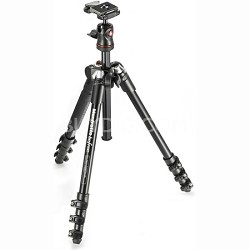 BeFree Compact Lightweight Tripod for Travel Photography (MKBFRA4-BH)