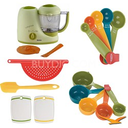Babycook Baby Food Maker - Sorbet - Deluxe Bundle