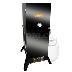"30"" Outdoor Propane Vertical Smoker - 41-0701-W"