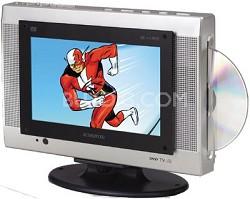 "7.8"" LCD TV/DVD Combo"