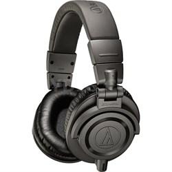 ATH-M50xMG Limited Edition Professional Studio Monitor Headphones - Matte Gray