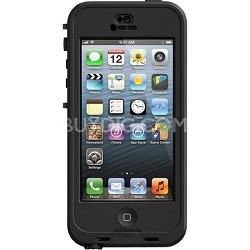 iPhone 5 Nuud Case - Black