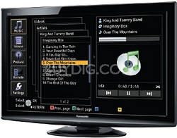 "TC-L32X1 - 32"" VIERA High-definition 720P LCD TV"