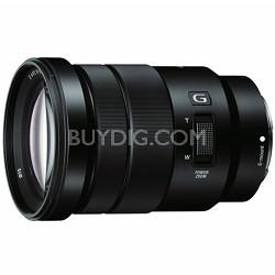 SELP18105G - E PZ 18-105mm f/4 G OSS Power Zoom Lens