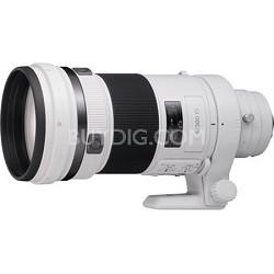 SAL300F28G - G Series 300mm f/2.8 G Super Telephoto Lens for Sony Alpha DSLR's