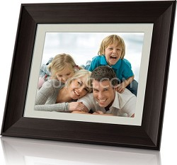 "10"" Digital Photo Frame with Multimedia Playback"