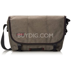 Classic Messenger Bag, Large (Carbon Full-Cycle Twill)