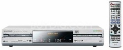 DMR-E500HS DVD Recorder with 400GB Hard Disk