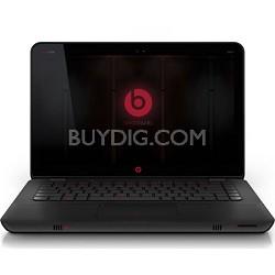 "ENVY 14.5"" 14-2050SE Beats Edition Notebook PC - Intel Core i5-2410M Processor"