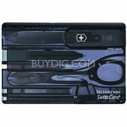 53937 - Swisscard Translucent Onyx