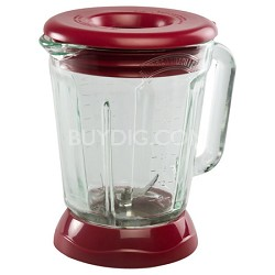 AD3100 Glass Jar for DM2000 Series - OPEN BOX