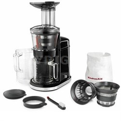 Maximum Extraction Juicer in Onyx Black - KVJ0111OB