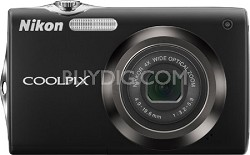 COOLPIX S3000 Digital Camera (Black)