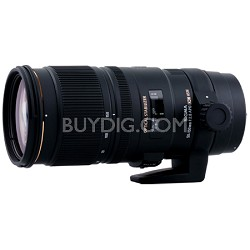 APO 50-150mm F2.8 EX DC OS HSM for Canon EOS DSLR