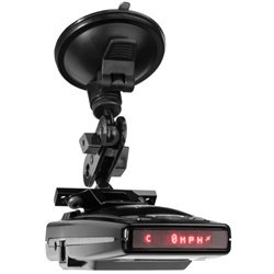 Suction Mount Bracket For Radar Detectors - ESCBEL (3003001)(Bulk Packaged)