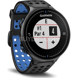 Approach S5 Hi-Res Color Touchscreen GPS Golf Watch (010-01195-20)