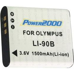 LI-90 Battery for Olympus TOUGH TG-1 & TG-2, TG3 & SH50 Digital Camera