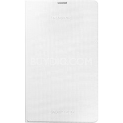 Tab S 8.4 Simple Cover - Dazzling White