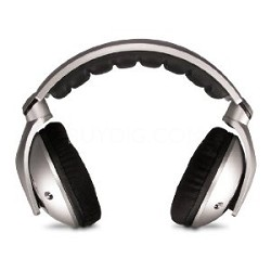 QH-660 Deluxe Closed Back Studio/DJ Monitor Headphone
