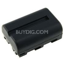 InfoLithium H Series NP-FM500 Camera battery for Select Alpha SLRs