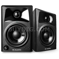 AV32 Compact Desktop Speakers for Professional Media Creation