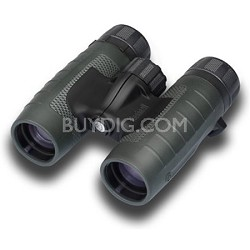 8x32mm Trophy XLT Roof Prism Binoculars, Green (233208)