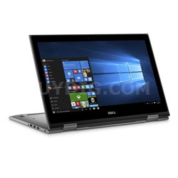 """i5568-3746GRY Intel Core i5-6200U 2.3GHz 15.6"""" 2-in-1 Laptop Computer"""