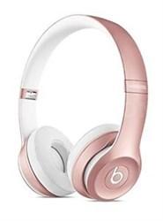 Dr. Dre Solo2 Wireless On-Ear Headphones (Rose Gold)