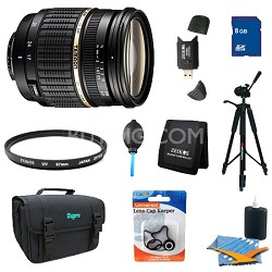 17-50mm f/2.8 XR Di-II LD Aspherical [IF] SP AF Zoom Lens Pro Kit for Canon EOS
