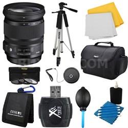 24-105mm F/4 DG OS HSM Lens for Sigma Bundle