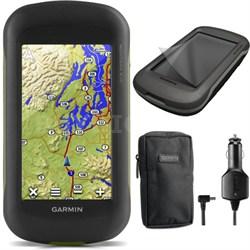 010-01534-00 Montana 610 Handheld GPS Deluxe Bundle
